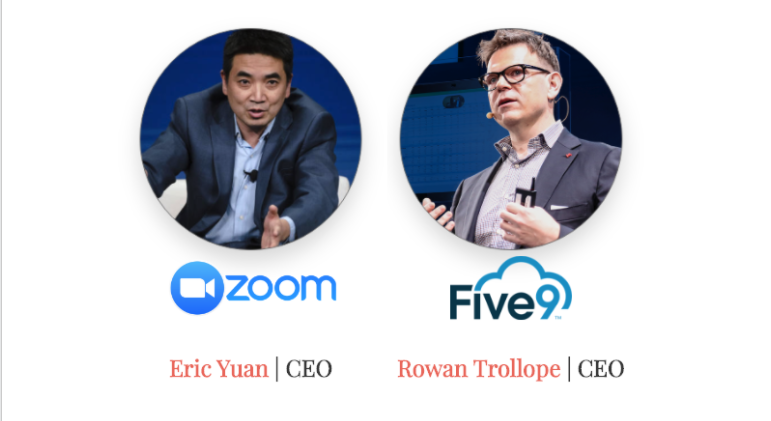 The Innovator Series: Future of Work with Eric Yuan, Founder & CEO of Zoom | Transcript
