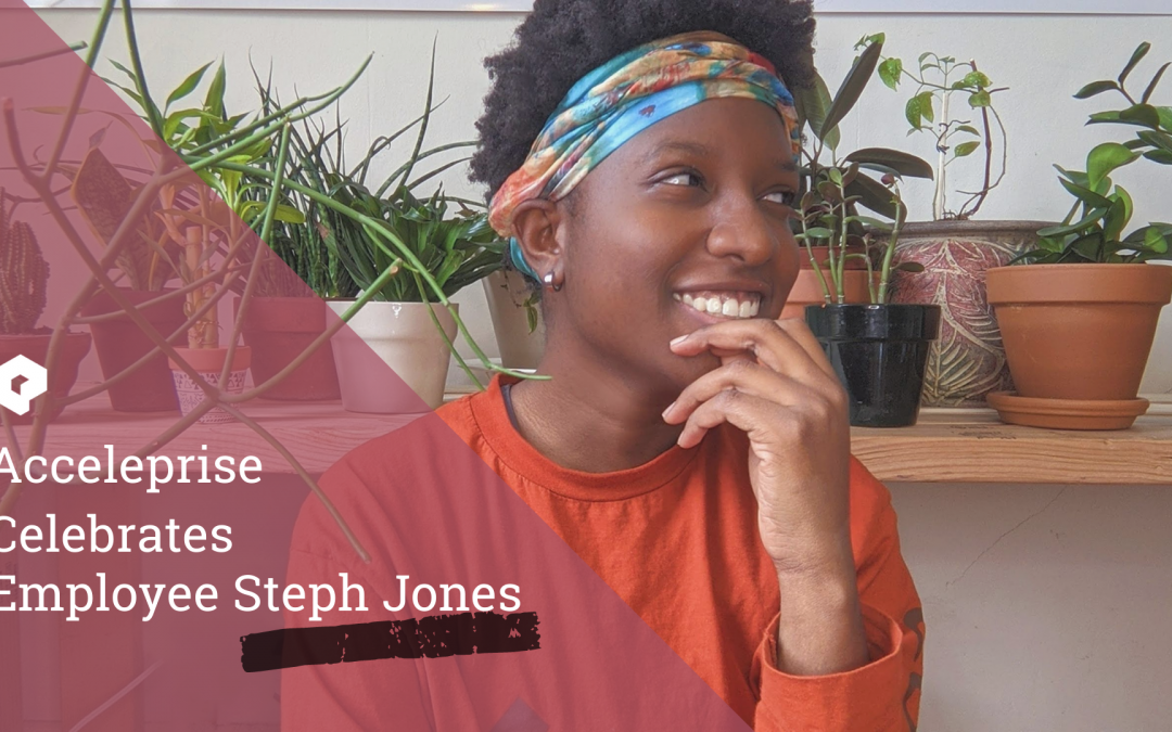 Changing the VC Landscape: Employee Spotlight on Steph Jones