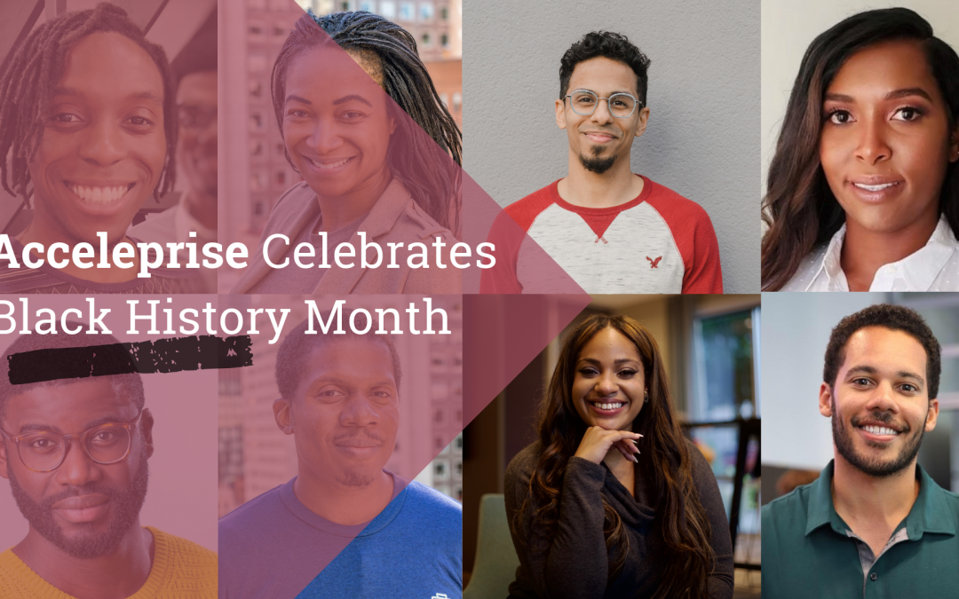 Acceleprise Celebrates our Black Founders